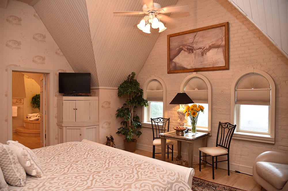 Buhl Mansion Guesthouse Spa Guestrooms